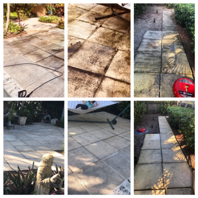 pressure cleaning for homes