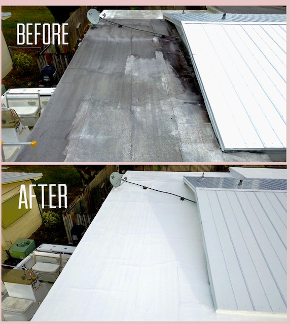 roof pressure cleaning melbourne fl