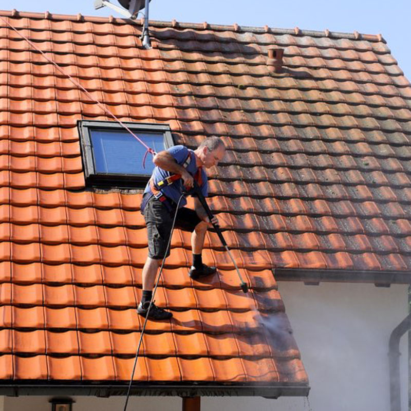 roof pressure cleaning services