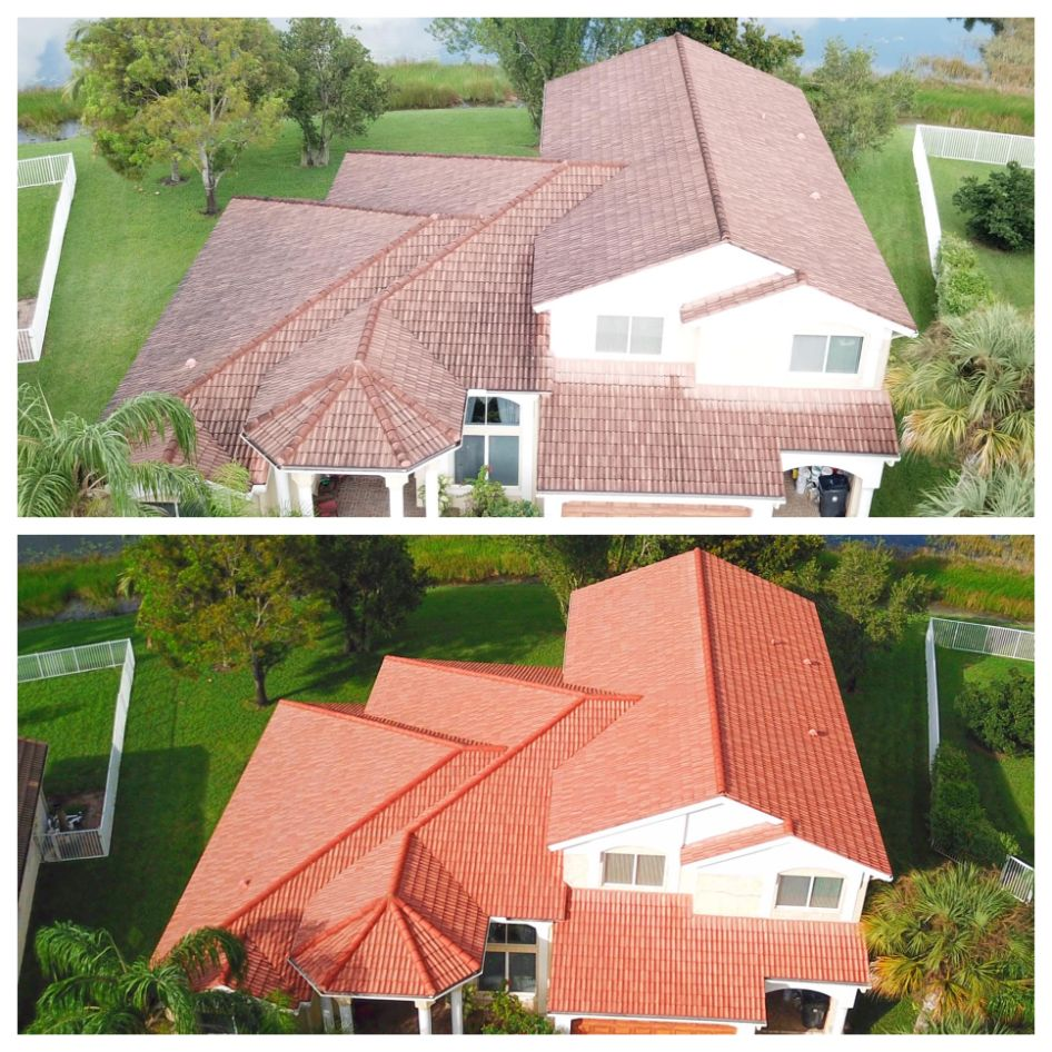 Cocoa Commercial Roof Cleaning Services