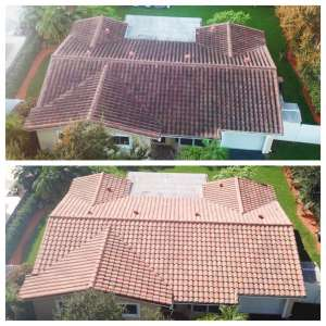 Melbourne Beach Professional Roof pressure cleaning