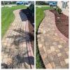 Sidewalk Paver Sealing
