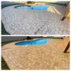Pool Deck Paver Sealing